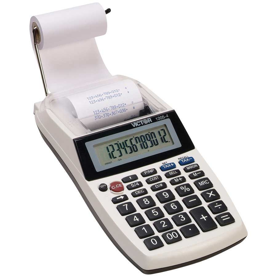 1205-4 Printing Calculator
