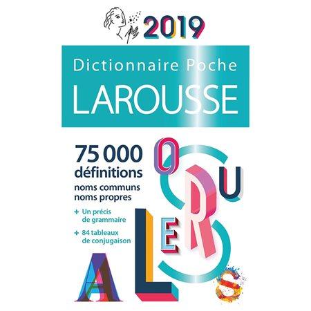 Dictionnaire Le Petit Larousse illustré 2020