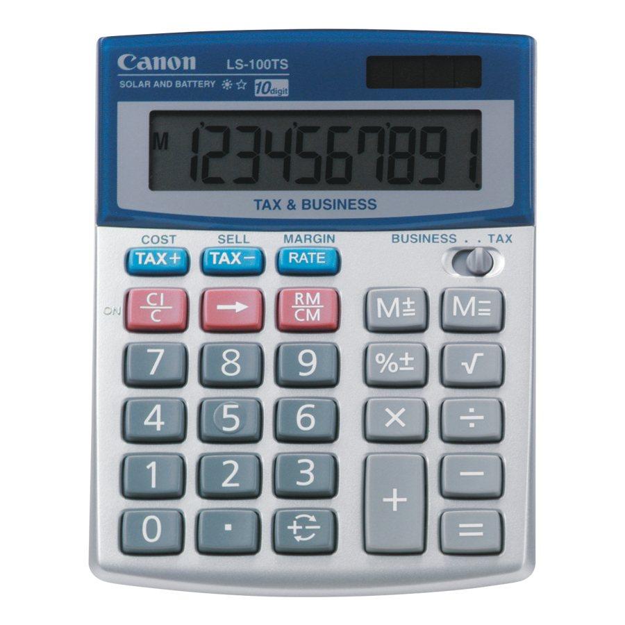 Calculatrice de bureau ls 100ts for Calculatrice prix