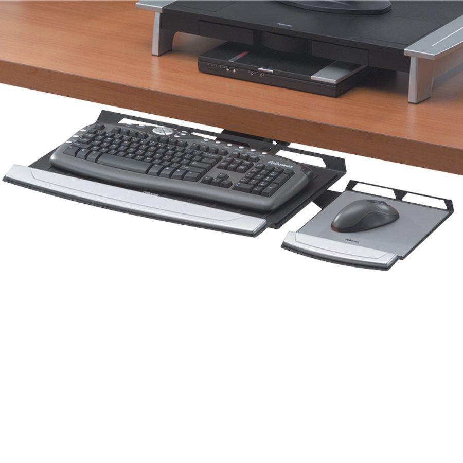 Adjustable keyboard manager